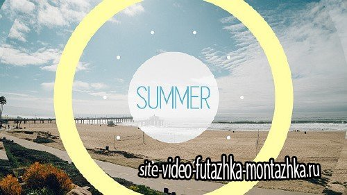 Quick Summer Opener - Project for After Effects (Videohive)