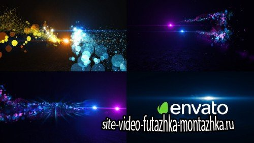 Elegant Particle Logo - Project for After Effects (Videohive)