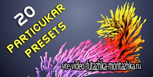 20 Particular Presets - Magic Pack - After Effects Presets (Videohive)