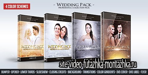 Wedding Pack - Project for After Effects (Videohive)