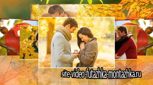 Romantic Autumn - Project for Proshow Producer
