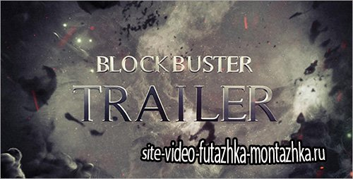 Blockbuster Trailer 8 - Project for After Effects (Videohive)