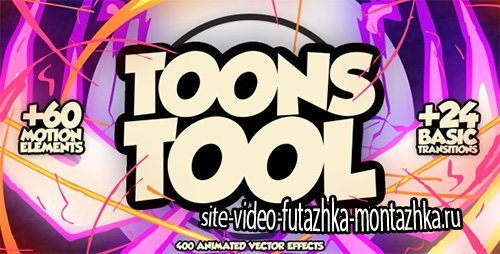 ToonsTool (FX Kit) - Project for After Effects (Videohive)