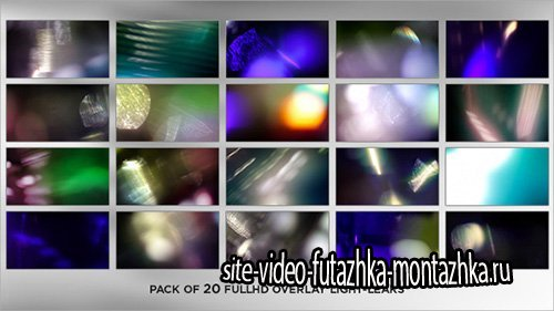 Real Elegance Light Leaks (20-Pack) - Motion Graphics (Videohive)