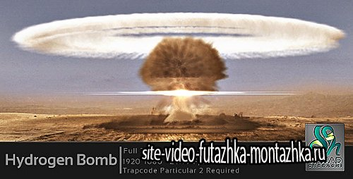 Nitrogen Bomb - Project for After Effects (Videohive)