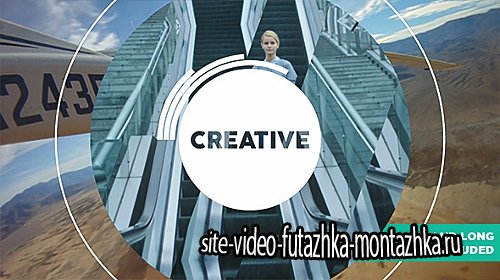 Be Creative - Fast Dynamic Opener - Project for After Effects (Videohive)