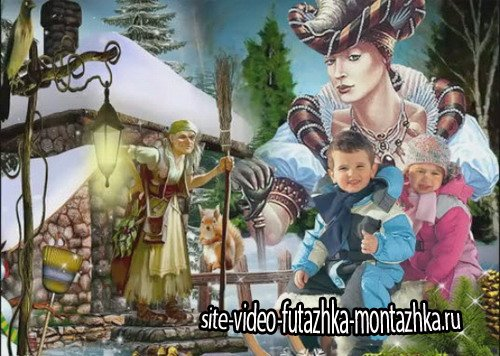 Christmas fairy tale - Project for Proshow Producer