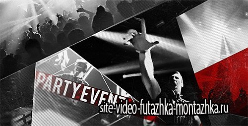 Party Event Promo - Project for After Effects (Videohive)