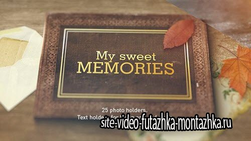 Old Memories Album Gallery- Project for After Effects (Videohive)
