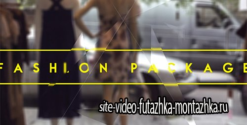 Fashion Package - Project for After Effects (Videohive)