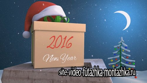 Footage-intro New Year 2016