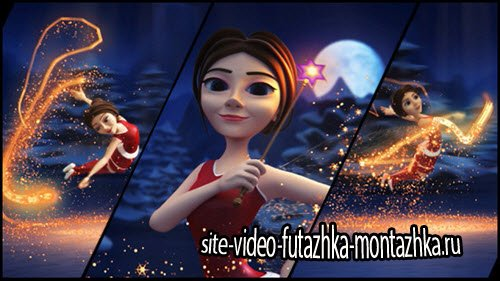 Christmas Fairy Greetings - Project for After Effects (Videohive)