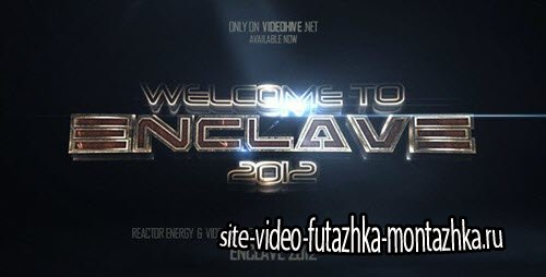 Enclave - Project for After Effects (Videohive)