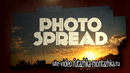 Photo Spread - After Effects Template (FluxVfx)