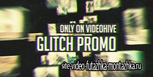 Glitch Promo - Project for After Effects (Videohive)