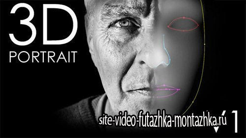 3D Portrait - Project for After Effects (Videohive)