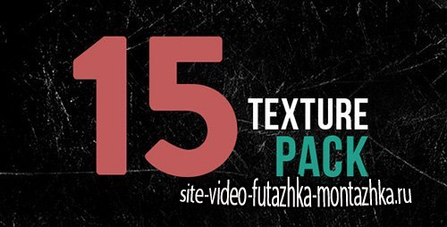 Texture 15 Pack - Project for After Effects (Videohive)