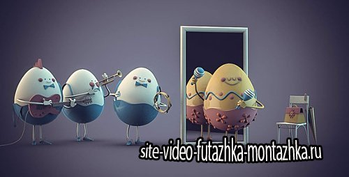 Happy Easter - Project for After Effects (Videohive)