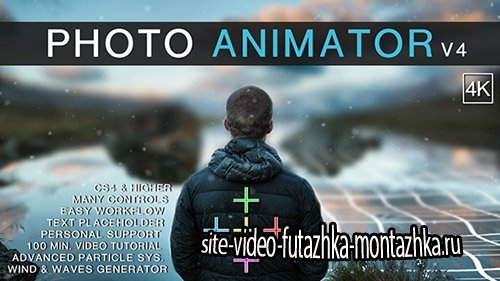 Photo Animator V4 - Project for After Effects (Videohive)