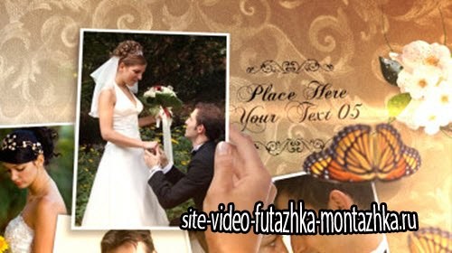 Wedding Album - After Effects Template (BlueFX)