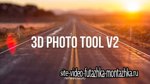 3D Photo Tool - Project for After Effects (Videohive)