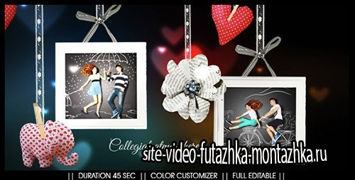Romantic Wishes - Project for After Effects (Videohive)