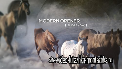 Modern Opener 12363608 - Project for After Effects (Videohive)