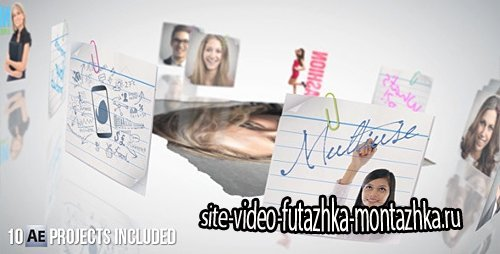 Gallery Creator - Project for After Effects (Videohive)