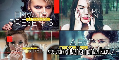Trendy Dynamic Opener - Project for After Effects (Videohive)