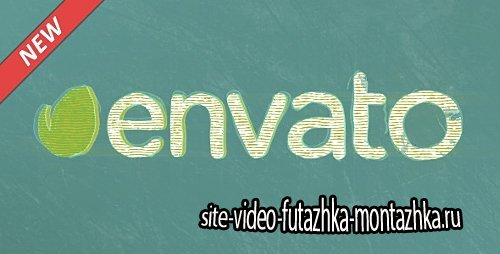 Cel Animation Logo - Project for After Effects (Videohive)