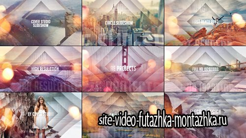 Photo Opener - Project for After Effects (Videohive)