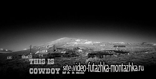Cowboy Style Opener - Project for After Effects (Videohive)