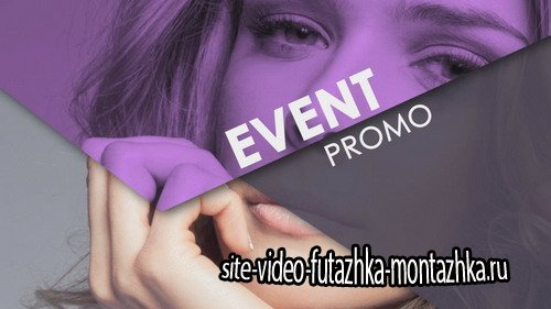 Event Promo - Project for After Effects