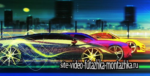 Race Machine - Project for After Effects (Videohive)