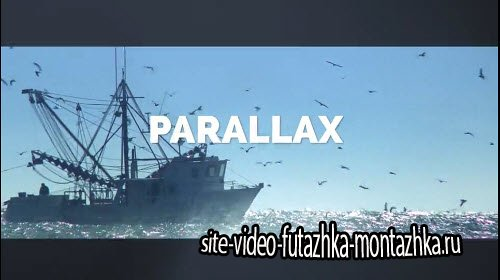Parallax - Simple Slideshow - After Effects Template (RocketStock)