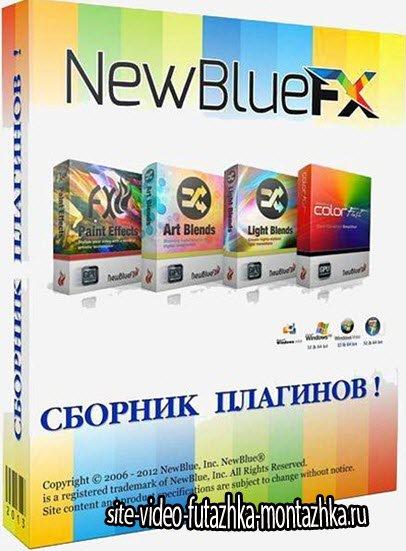 New Blue TotalFX 3.0.151014 (x64/ENG/2016)