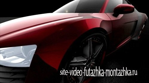 Видео футажи HD - Car Rims Video Background