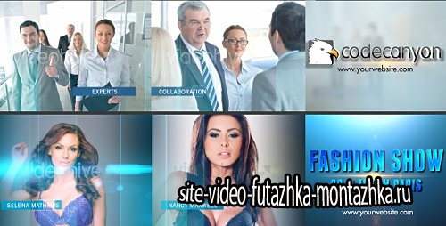 Slider Opener-Multi Purpose - Project for After Effects (Videohive)