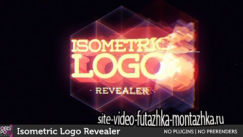 Isometric Logo Revealer - Project for After Effects (Videohive)