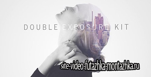 Double Exposure Kit v2.1 - Project for After Effects (Videohive)