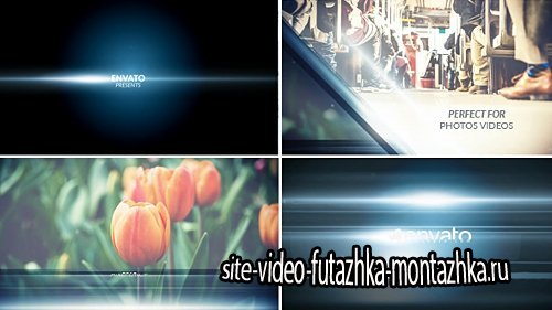 The Slideshow - Project for After Effects (Videohive)