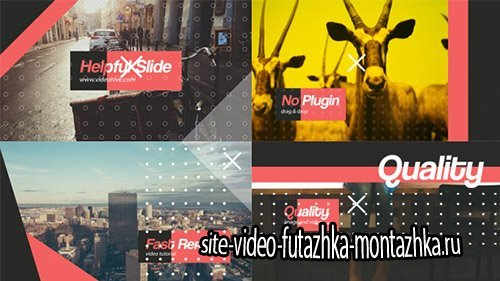 Helpful Slide - Project for After Effects (Videohive)
