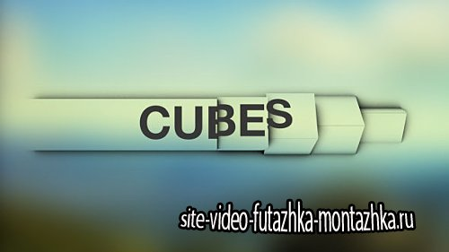 Cubes - Simple and Clean Lower Thirds - Project for After Effects (Videohive)