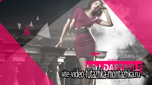 Fashion Promo 13154371 - Project for After Effects (Videohive)