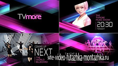 TVmore – Broadcast Package - Project for After Effects (Videohive)
