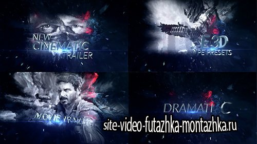 Dynamic Type Presets Combo Pack - Project for After Effects (Videohive)