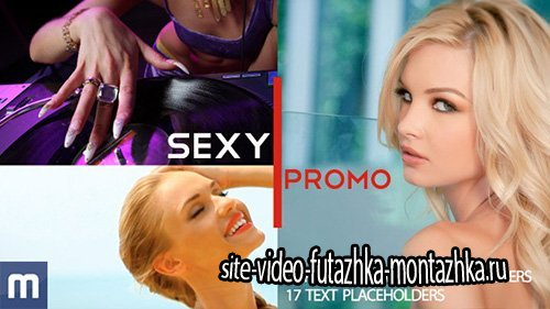 Sexy Promo - Project for After Effects (Videohive)