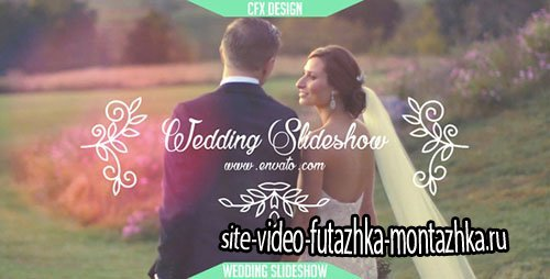Wedding Slideshow 14635491 - Project for After Effects (Videohive)