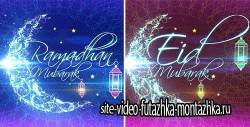 Ramadhan&Eid - Project for After Effects (Videohive)