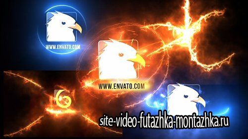 Energetic Logos Pack 2 - Project for After Effects (Videohive)